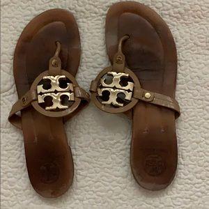 Tory Burch Sandals 9.5 Beige